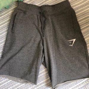 Gymshark men's athletic shorts L